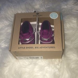 Baby Girl Sperry Boots